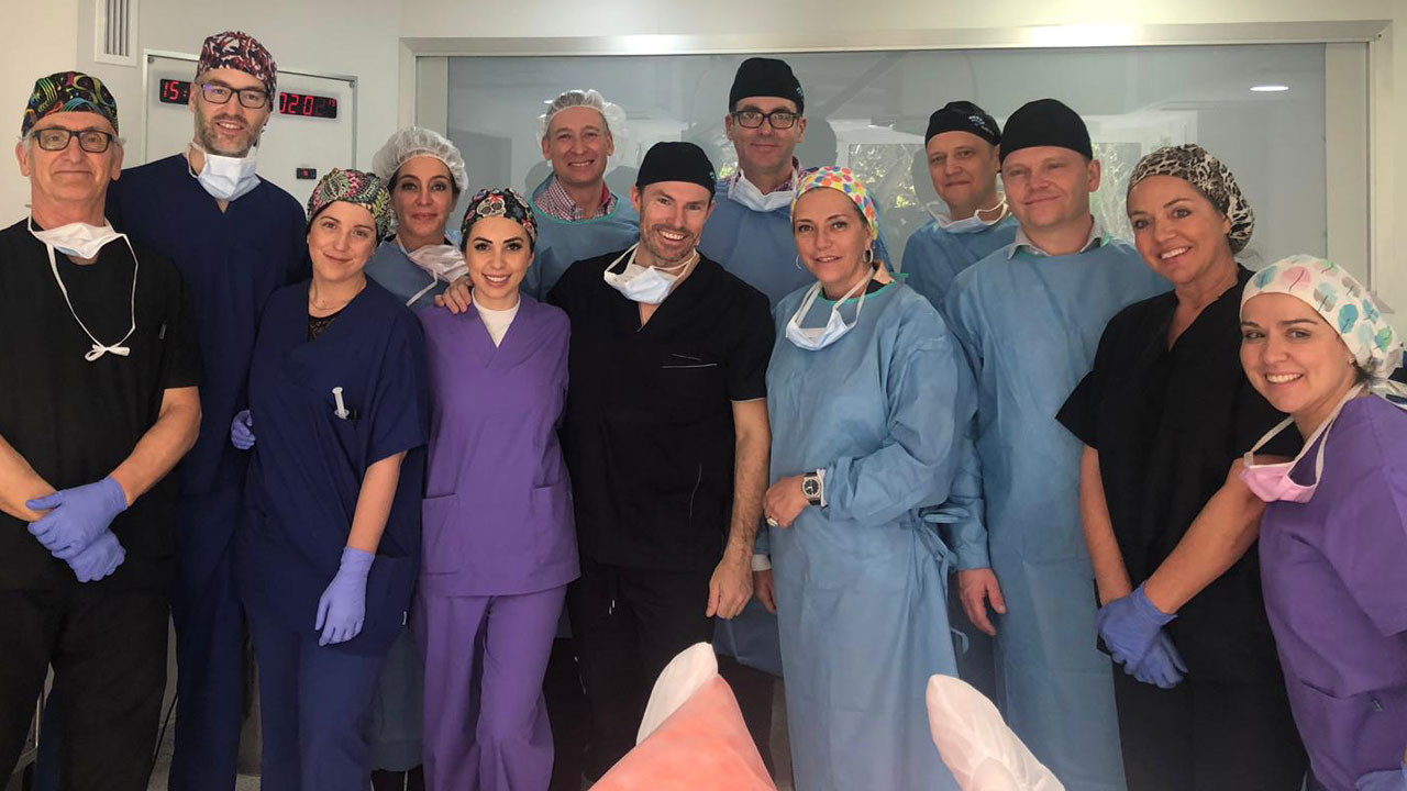 Workshop Body-jet Liposuction 2019 Marbella Img02